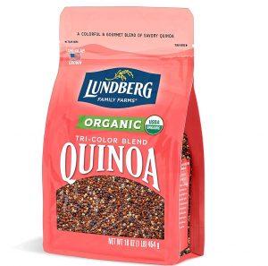 Lundberg Family Farms Organic Tri-Color Quinoa