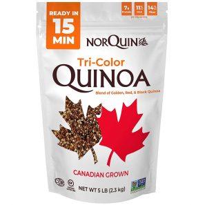 NorQuin Tri-Color Quinoa