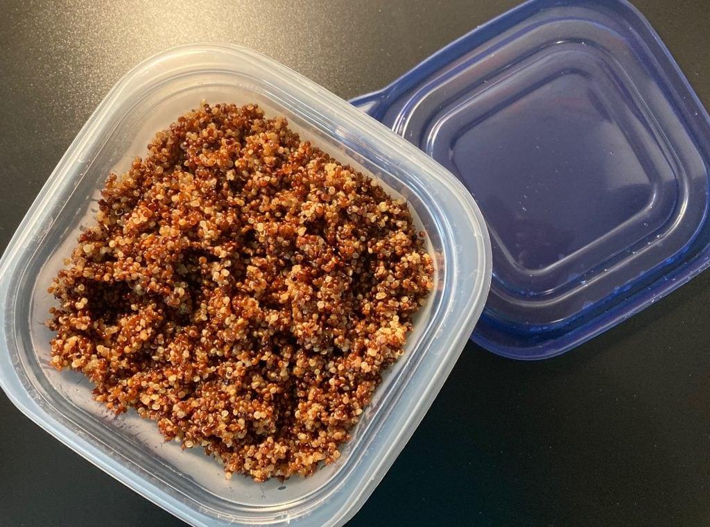 Quinoa Meal Prep