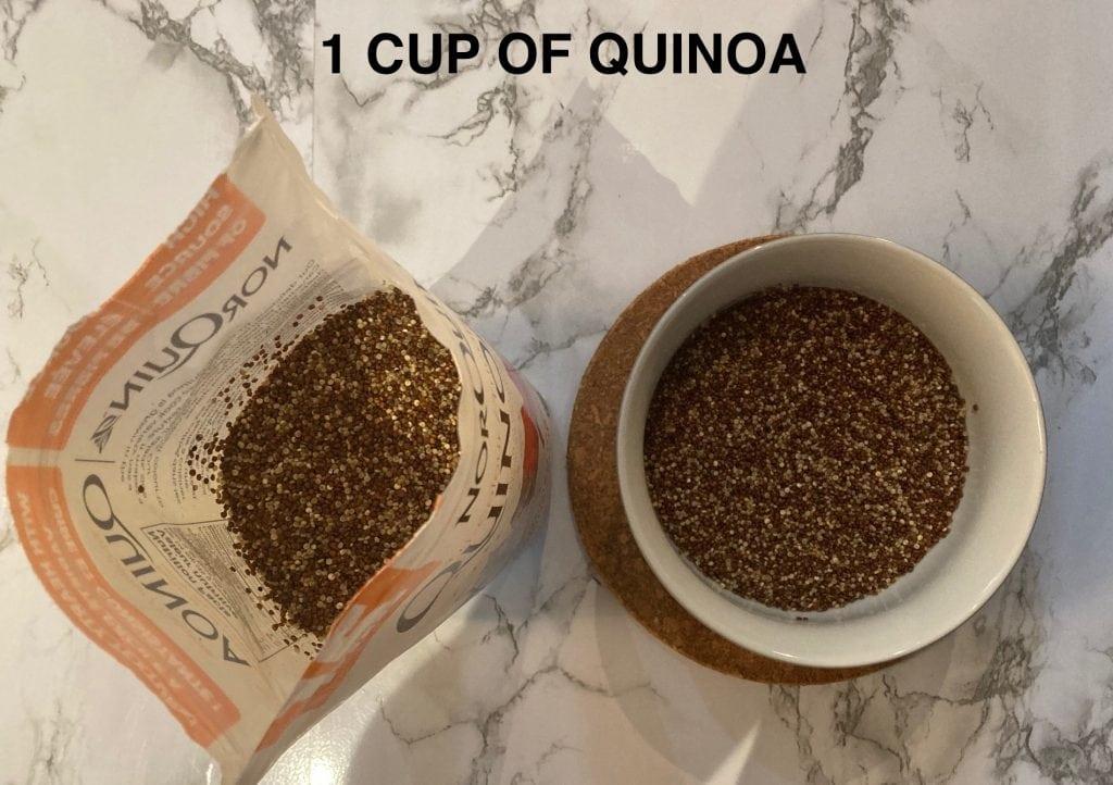 Toasted Quinoa Recipe 1