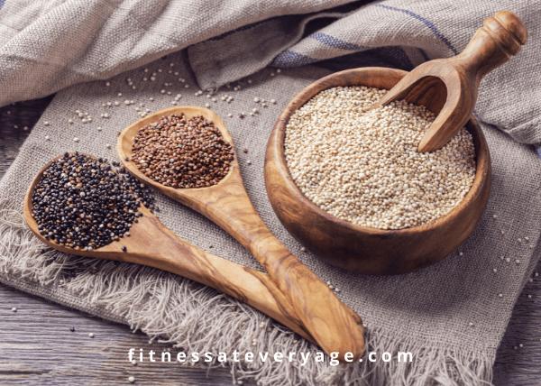 Toasted Quinoa for Salads