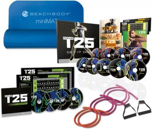 Where to Buy Focus T25 DVDs